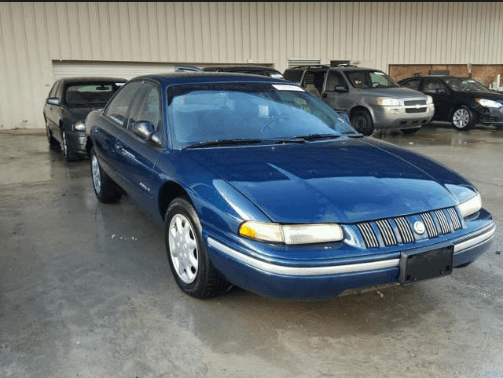 1996 Chrysler Concorde Owners Manual and Concept
