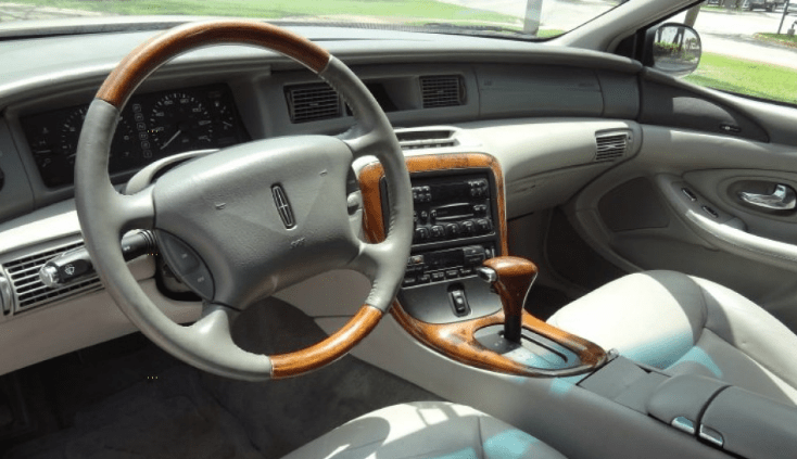 1997 Lincoln Mark VIII Interior and Redesign