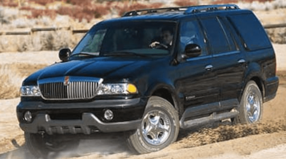 1999 Lincoln Navigator Concept and Owners Manual