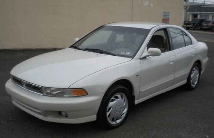 2000 Mitsubishi Galant Concept and Owners Manual