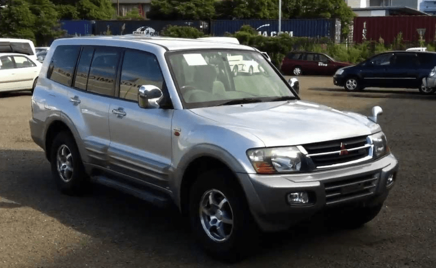 2000 Mitsubishi Montero Concept and Owners Manual