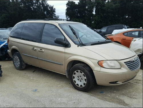 2001 Chrysler Voyager Owners Manual and Concept