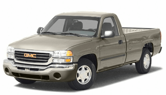 2003 GMC Sierra Concept and Owners Manual
