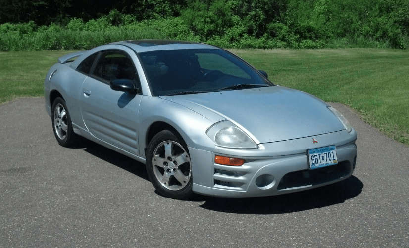 2003 Mitsubishi Eclipse Concept and Owners Manual