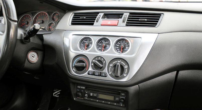 2003 Mitsubishi Lancer Interior and Redesign