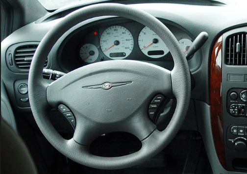 2004 Chrysler Town and Country Interior and Redesign