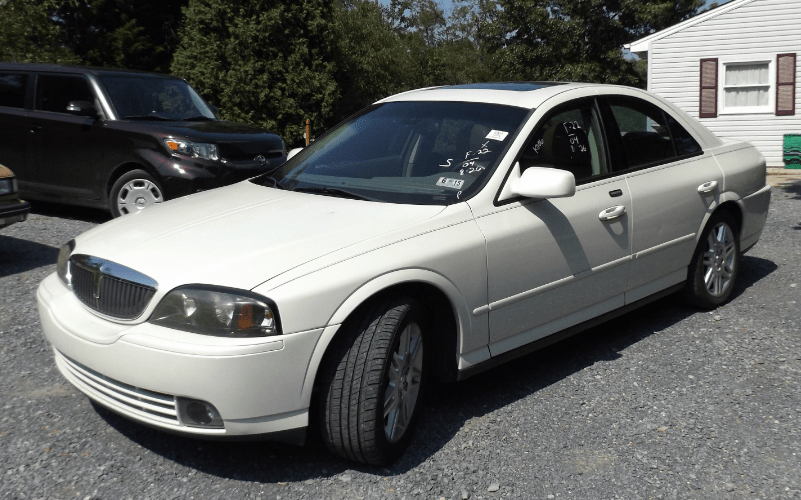 2004 Lincoln LS Concept and Owners Manual