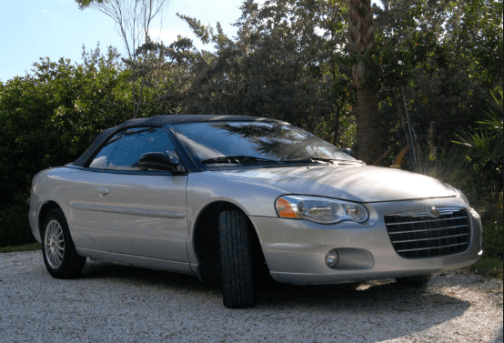 2005 Chrysler Sebring Owners Manual and Concept