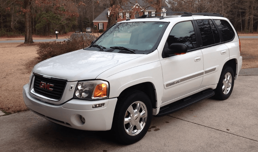 2005 GMC Envoy Concept and Owners Manual