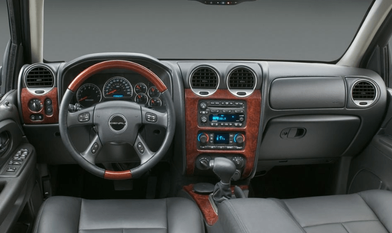 2005 GMC Envoy Interior and Redesign