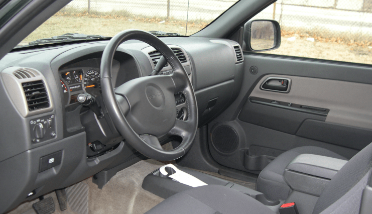 2006 GMC Canyon Interior and Redesign