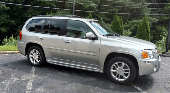 2006 GMC Envoy Concept and Owners Manual