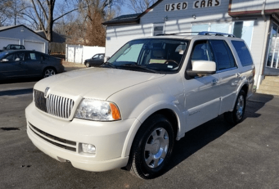 2006 Lincoln Navigator Concept and Owners Manual