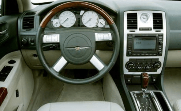 2007 Chrysler 300C Interior and Redesign