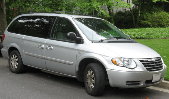 2007 Chrysler Town and Country Owners Manual and Concept