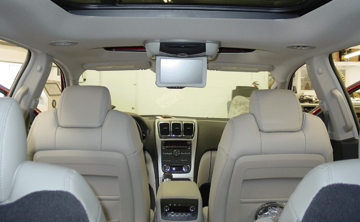 2007 GMC Acadia Interior and Redesign