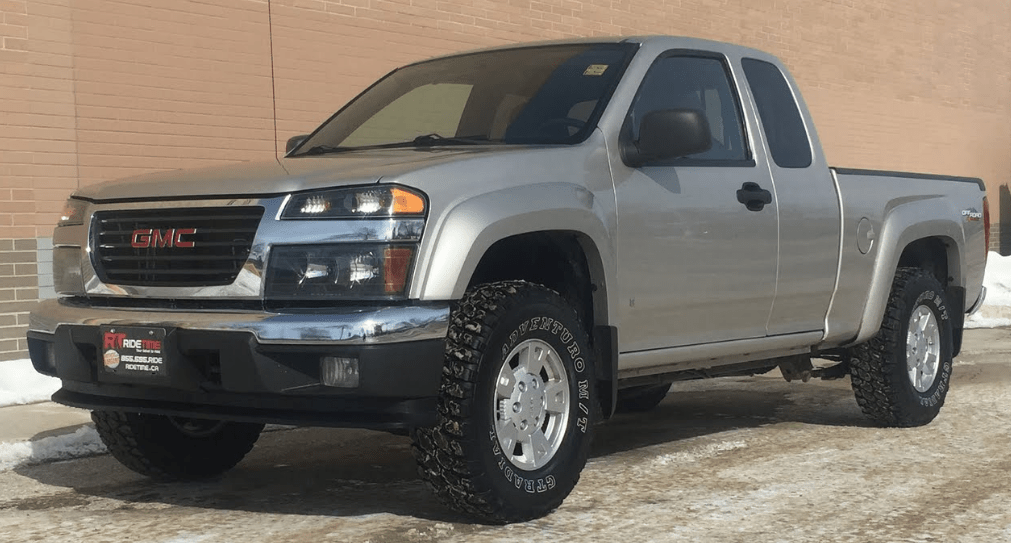 2007 GMC Canyon Concept and Owners Manual