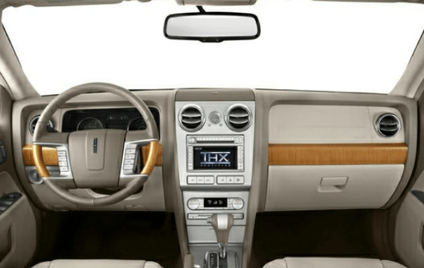 2007 Lincoln MKZ Interior and Redesign