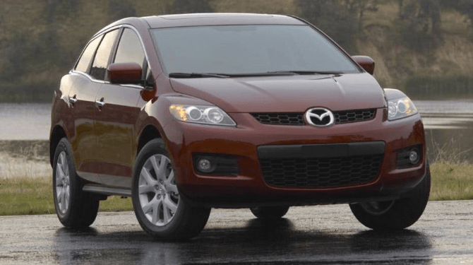 2007 Mazda CX-7 Owners Manual and Concept