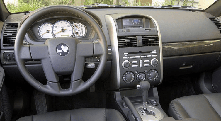 2007 Mitsubishi Galant Interior and Redesign