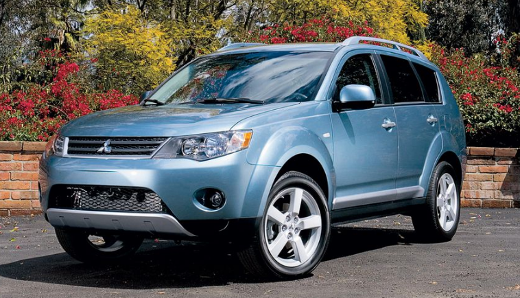 2007 Mitsubishi Outlander Concept and Owners Manual