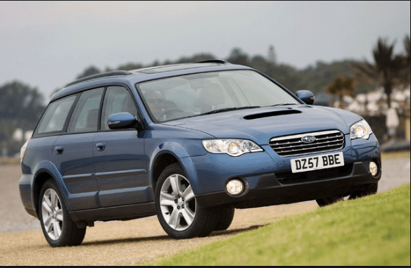 2007 Subaru Outback Owners Manual and Concept