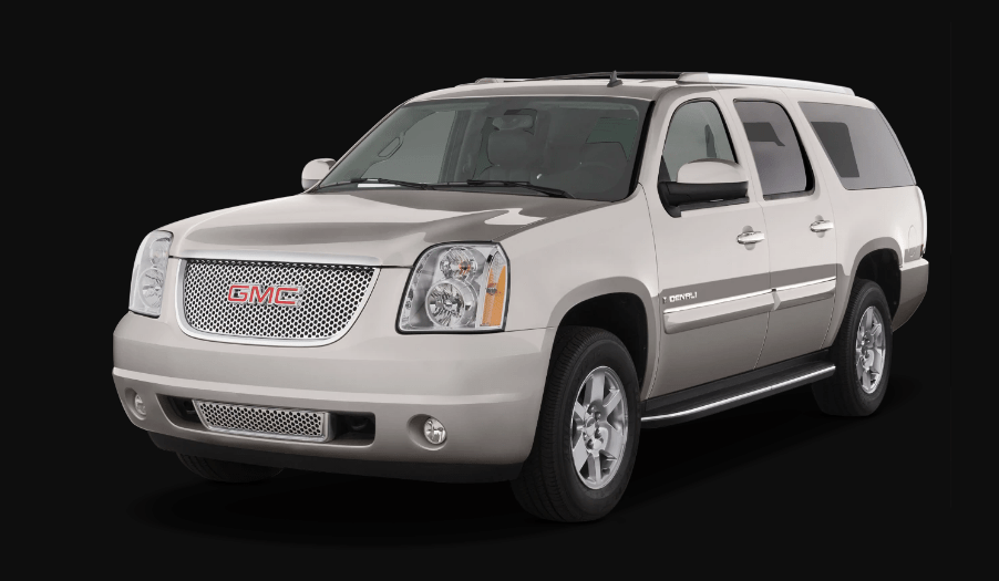 2008 GMC Yukon Concept and Owners Manual