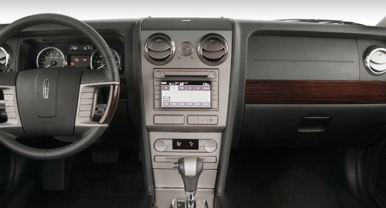 2008 Lincoln MKX Interior and Redesign