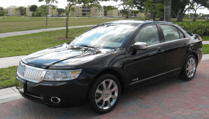 2008 Lincoln MKZ Concept and Owners Manual