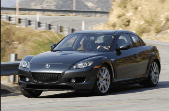 2008 Mazda RX-8 Owners Manual and Concept