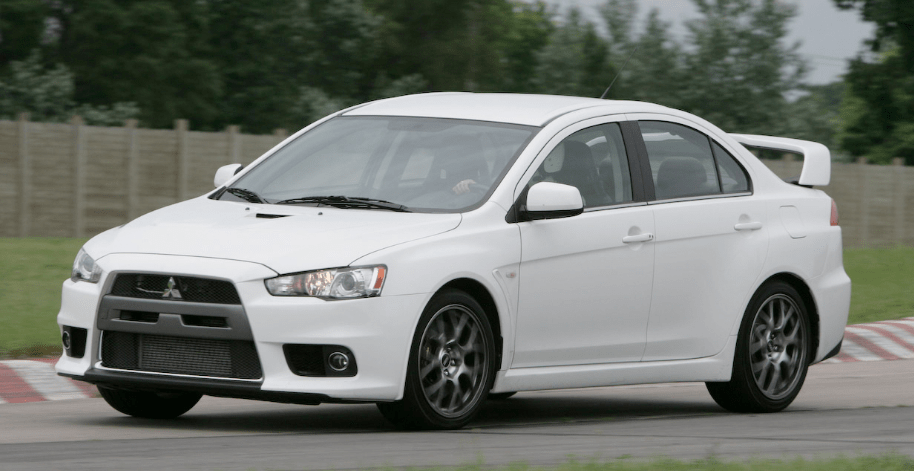 2008 Mitsubishi Evolution Concept and Owners Manual