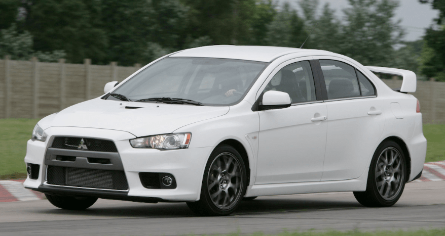 2008 Mitsubishi Lancer Concept and Owners Manual
