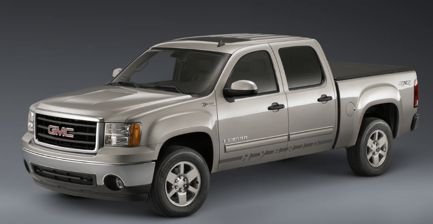 2009 GMC Sierra Hybrid Concept and Owners Manual