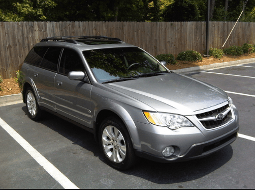 2009 Subaru Outback Owners Manual and Concept