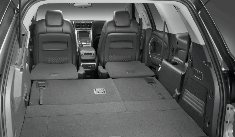 2010 GMC Acadia Interior and Redesign