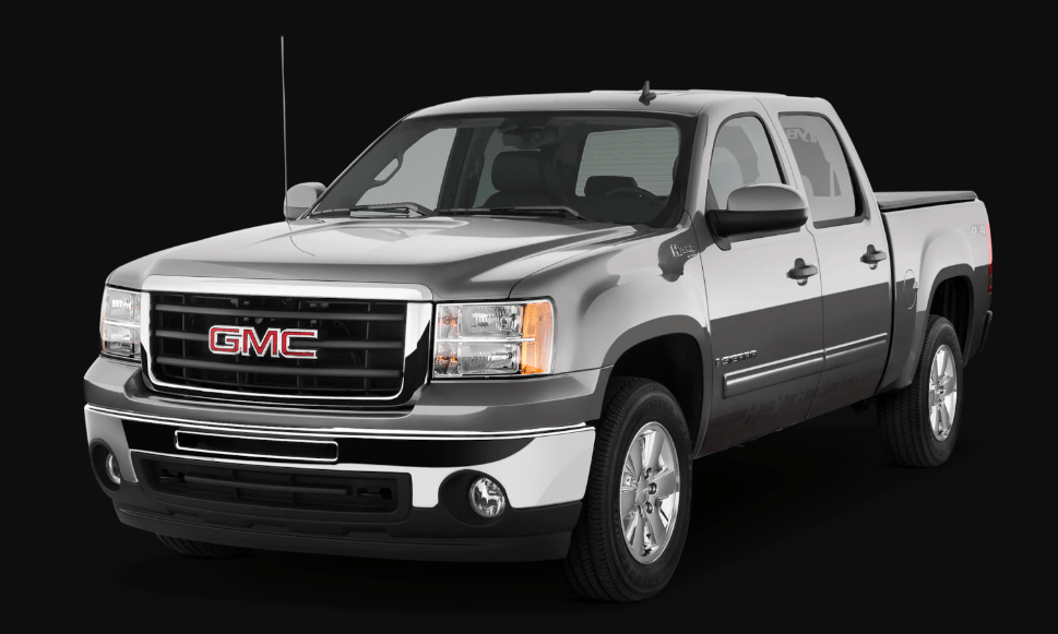 2010 GMC Sierra Owners Manual