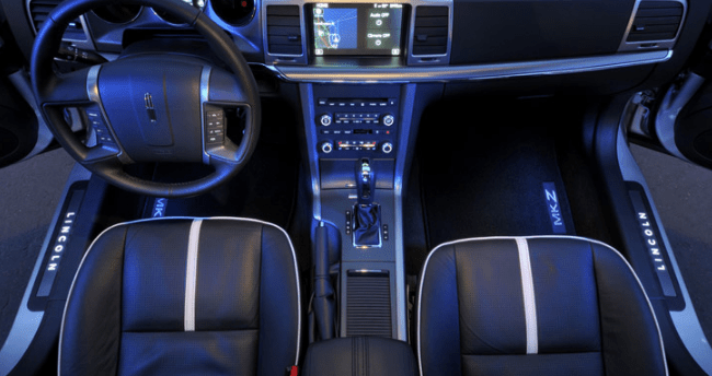 2010 Lincoln MKZ Interior and Redesign