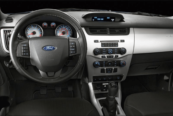 2011 Ford Focus Interior and Redesign