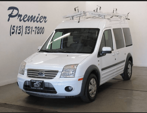 2011 Ford Transit Connect Owners Manual and Concept