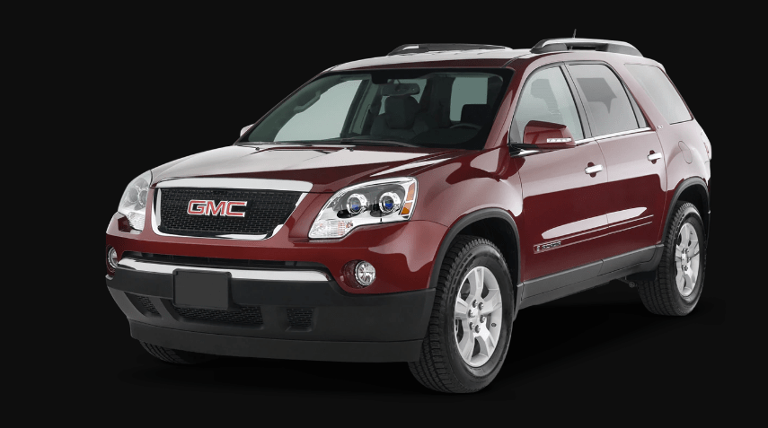 2011 GMC Acadia Concept and Owners Manual