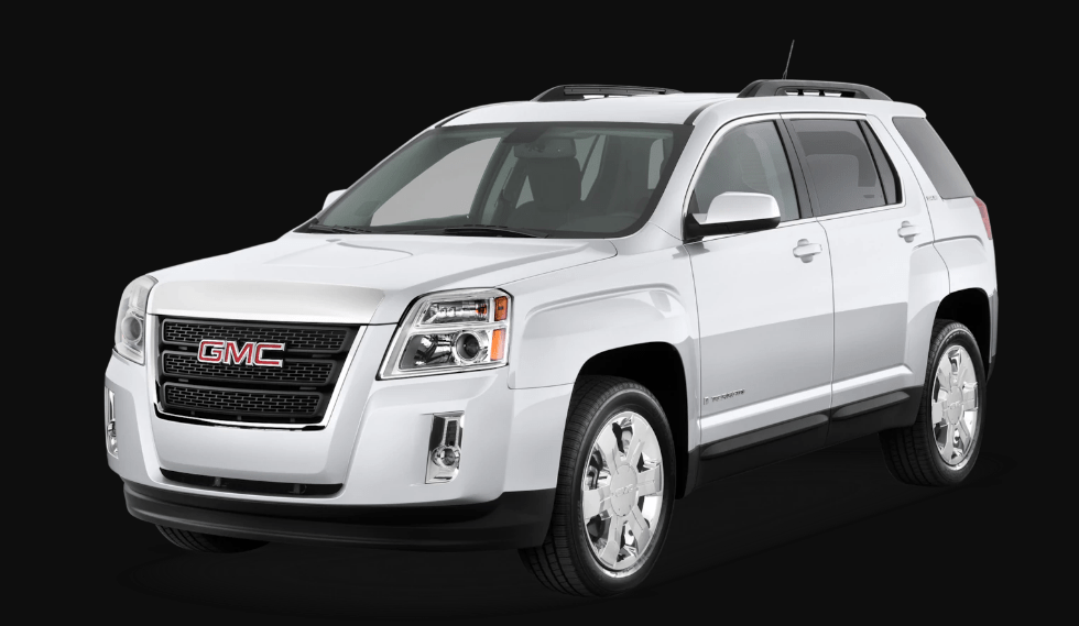 2011 GMC Terrain Concept and Owners Manual