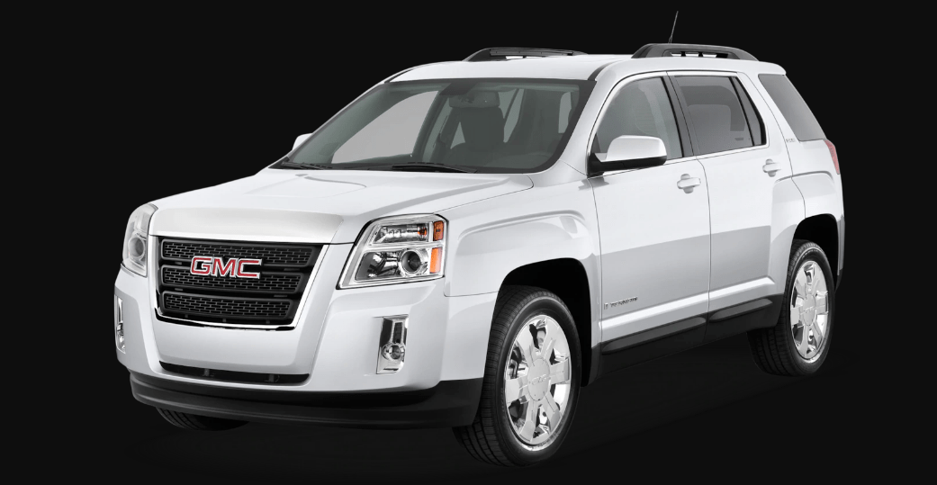 2012 GMC Terrain Concept and Owners Manual