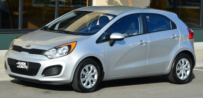2012 Kia Rio Concept and Owners Manual
