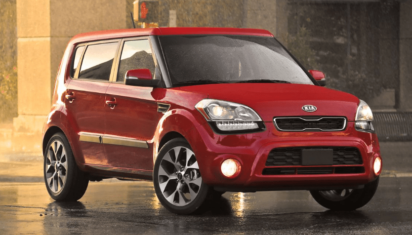 2012 Kia Soul Concept and Owners Manual