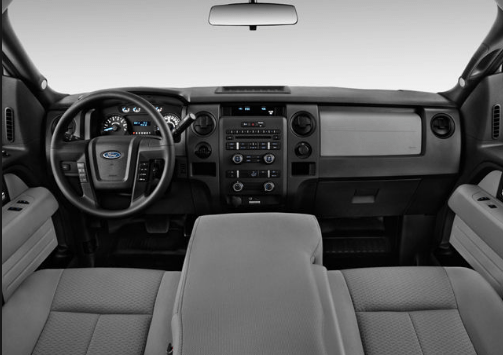 2013 Ford F-150 Interior and Redesign