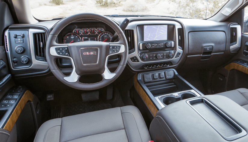 2014 GMC Sierra 1500 Interior and Redesign