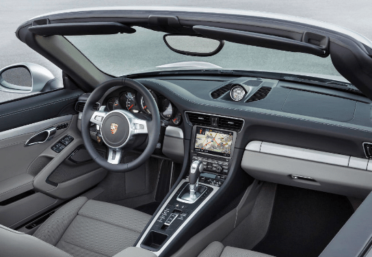2014 Porsche 911 Turbo Interior and Redesign