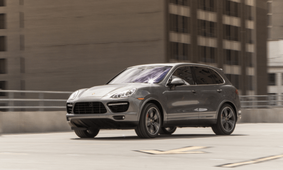 2014 Porsche Cayenne Turbo S Owners Manual and Concept