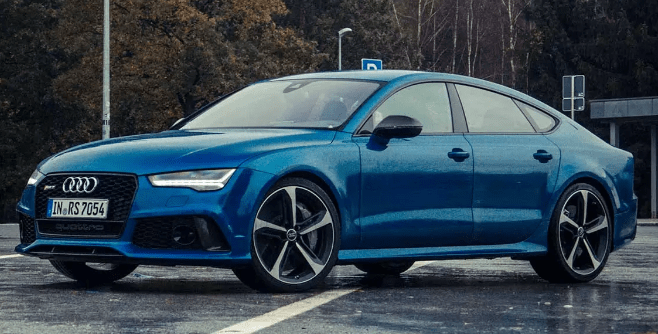 2015 Audi RS7 Onwers Manual and Concept
