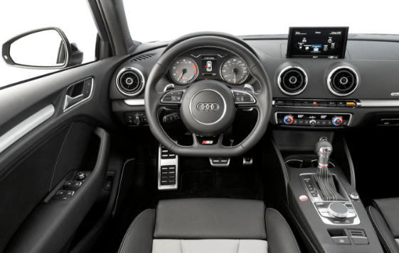 2015 Audi S3 Interior and Redesign